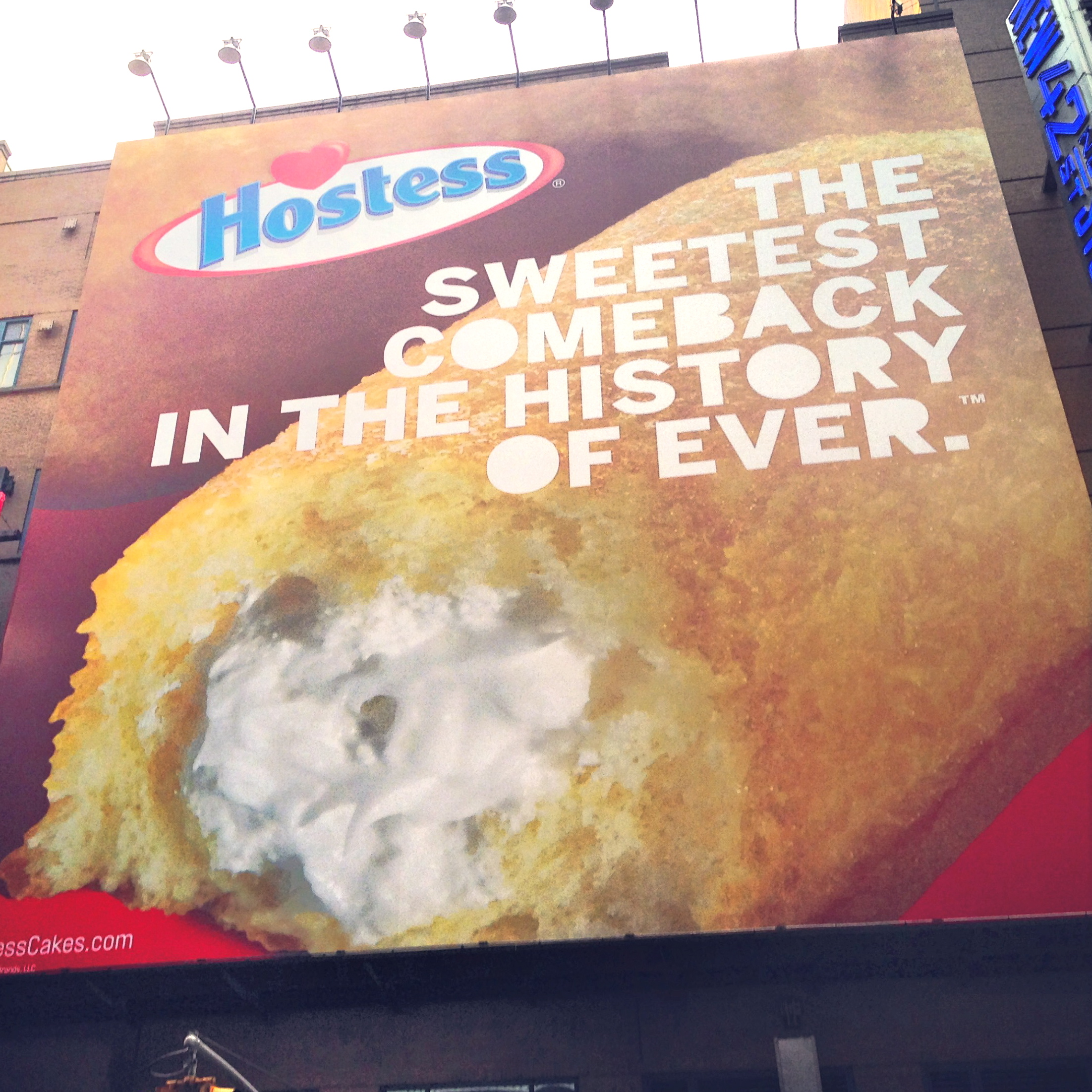 downfall of hostess